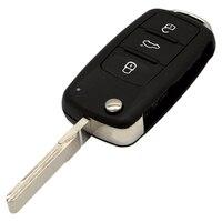 remote key WhatsKey 2 3 Button Folding Remote Car Key Case For Volkswagen Polo Lavida Golf Tiguan Seat leon For Skoda Octavia Passat (2)