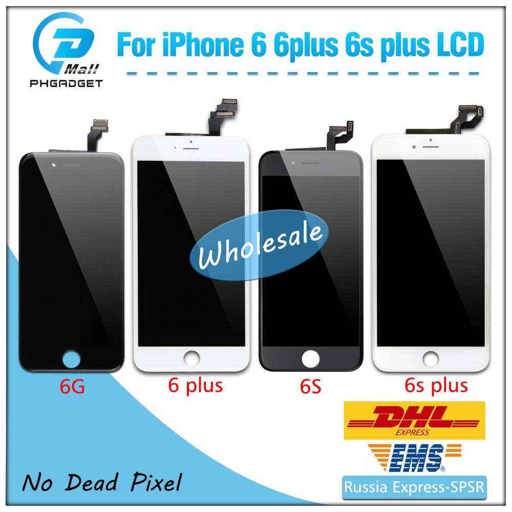 Top 8 Most Popular Iphone 6 Plus Digitizer With Lcd Ideas