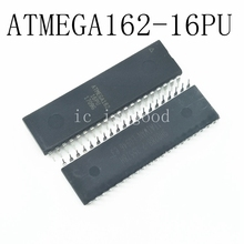 2PCS/LOT ATMEGA162-16PU ATMEGA162 DIP-40 New original IC