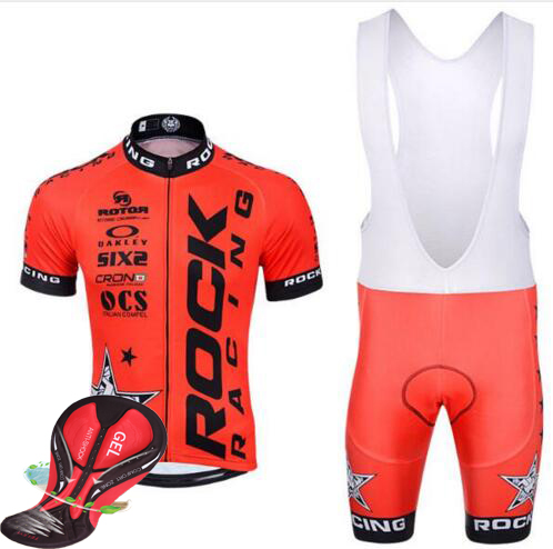 2016 ROCK RACING Cycling Jerseys kit maillot ciclismo bike clothes clothing sportwear Cortocircuitos rock racing cycling clothing couple jerseys short sleeve high quality paladinsports christmas design