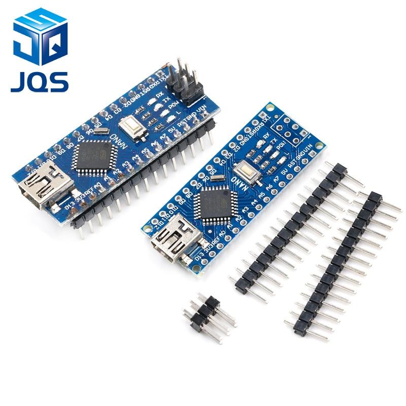 Nano Mini USB Con il bootloader compatibile per Arduino Nano 3.0 controller CH340 driver USB 16 Mhz Nano v3.0 ATMEGA328P