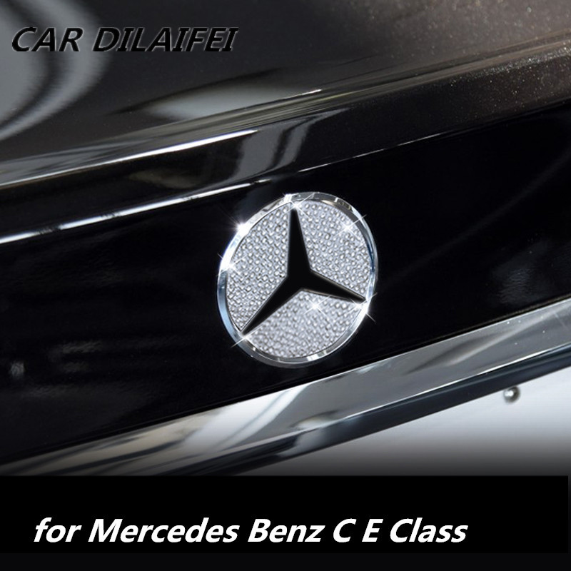 Car sticker For Mercedes Benz C E GLK CLS GL GLE Auto Car Rear tail car sticker
