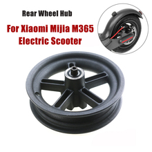 Rear Wheel Hub Repair Spare Parts For 8.5 inch Xiaomi Mijia M365 Electric Scooter with 6001RS Bearing