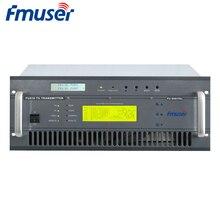 FMUSER CZH518D 50 Вт УКВ Все Твердотельный беспроводной ТВ-передатчик DVB-T Цифровое ТВ Вещательное оборудование для тв станции
