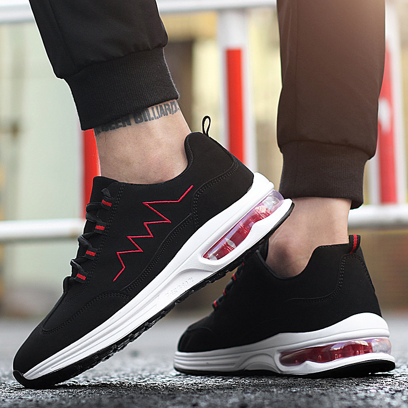 Quality Sneakers Spring Autumn Men Running Shoes Breathable Waterproof Wear-resisting Light Weight Sports Shoes For Women Shoes new men s basketball shoes breathable height increasing wear resisting sneakers athletic shoes high quality sports shoes bs0321