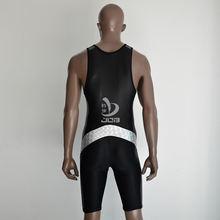 Работа Анти-УФ рукавов триатлон гидрокостюм дайвинг костюм бег одежда Велоспорт костюм для мужчин , мужские три костюм