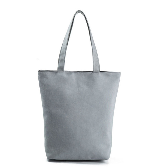 Miyahouse  Eco Reusable Foldable Women's Shoulder Shopping Bag Ladies Casual Tote Bag Female's Handbag With Large Capacity 2