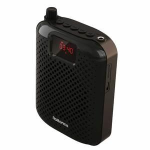 Image 4 - Rolton K500 Bluetooth Altoparlante Microfono Amplificatore di Voce Booster Megafono Altoparlante Supporta La radio FM TFCard Lettore Mp3