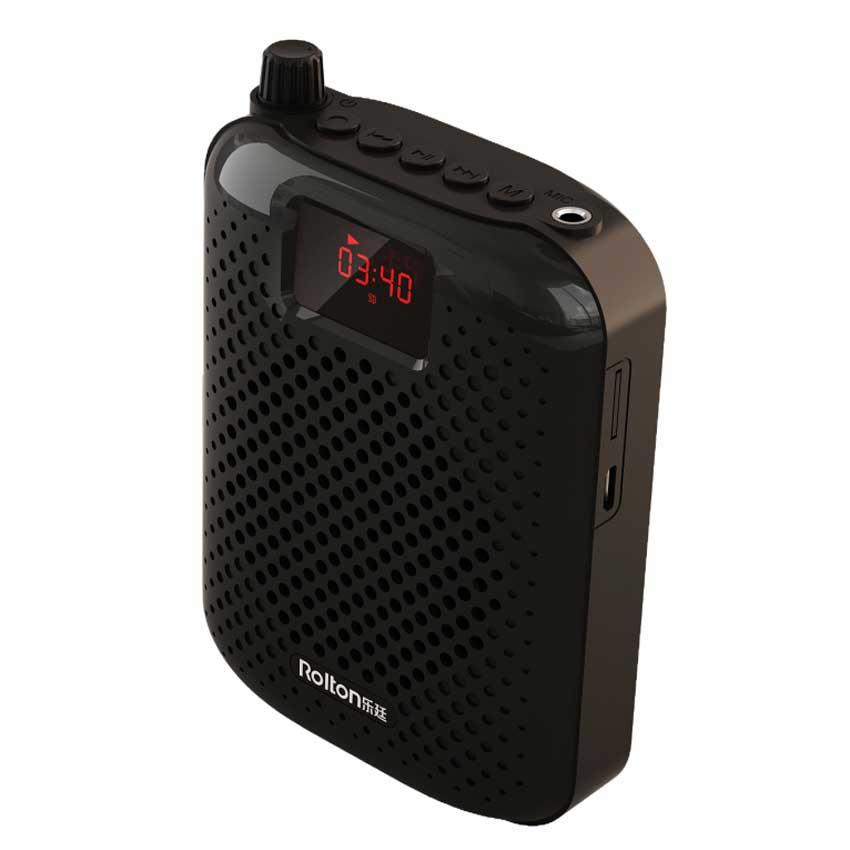 Rolton K500 Bluetooth динамикасы Микрофон - Портативті аудио және бейне - фото 2