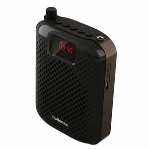 Image 4 - Rolton K500 بلوتوث مكبر الصوت ميكروفون مضخم صوت الداعم مكبر الصوت يدعم راديو FM TFCard مشغل Mp3