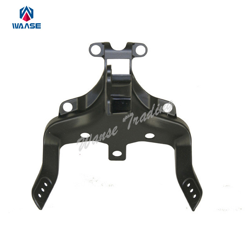 Front Nose Upper Fairing Cowling Headlight Support Bracket Stay Holder For 2009 2010 2011 2012 2013 2014 YAMAHA YZF R1 RN22 motoo free shipping for yamaha yzf r1 r1 2007 2008 motorcycle front light headlight upper bracket pairing