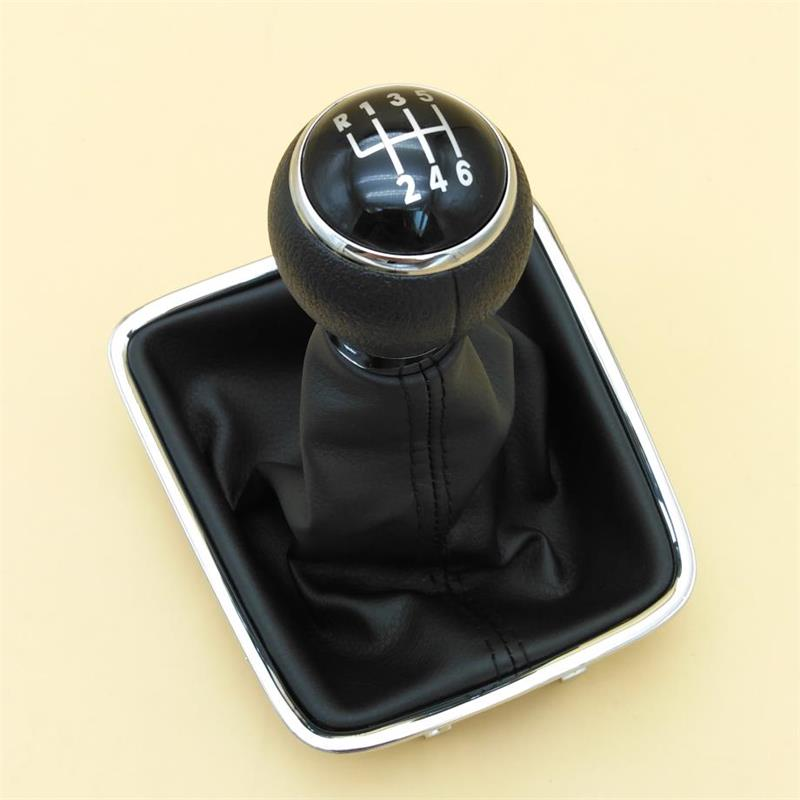 For VW Tiguan 2008 2009 2010 2011 Car Styling New 6 Speed Car Gear Stick