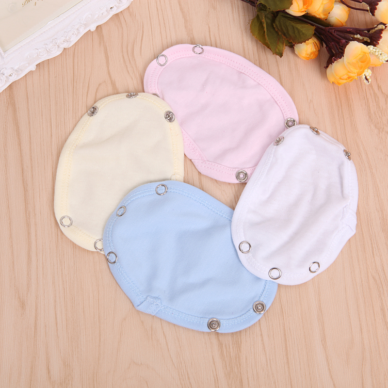 Baby Girl Boy Package Fart Clothes Longer Extension Piece Infant
