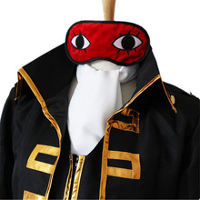 Gintama cosplay Anime costumes Okita sougo cosplay Superhero costumes