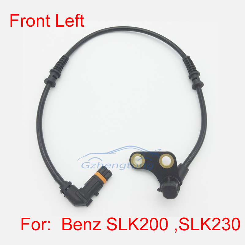Front left abs wheel speed sensor fits for mercedes benz for Abs system mercedes benz