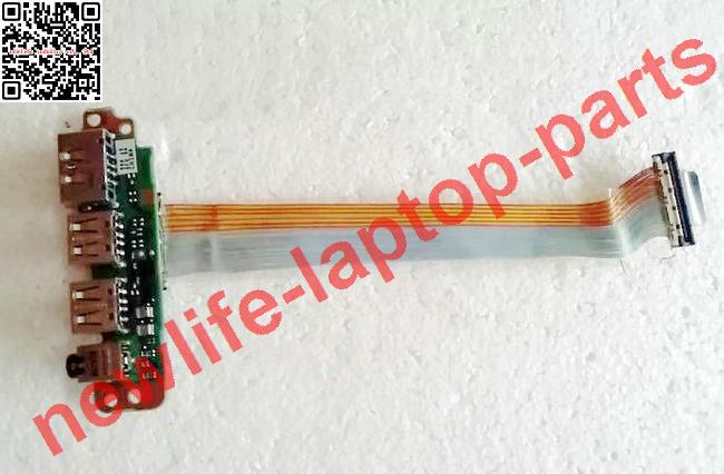 ФОТО original for laptop R850 USB audio Board WCable FAL5JK2 test good free shipping