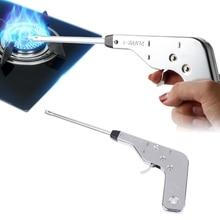 1 шт. Зажигалка пожарный стартер электронный воспламенитель для кухни камин кухни