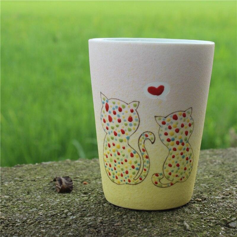 drinkware porcelán fehér kerámia zakka teáscsésze bögre - Konyha, étkező és bár