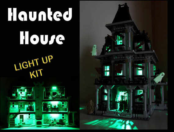 LED light kit(only light included)  for LEGO CREATOR MODULAR BUILDING and  Blocks house 10246 10243 10228 10190 10185 10197