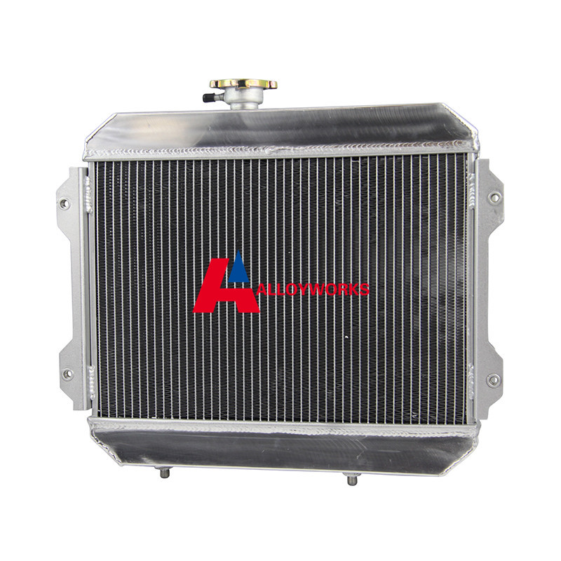 NEW RACING 3 Row CORE Aluminum Radiator For TOYOTA COROLLA KE30 KE38