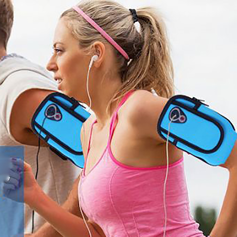 Women Running Bag Waterproof Arm Bags Phone Outdoor Run Arms Package Running Accessories