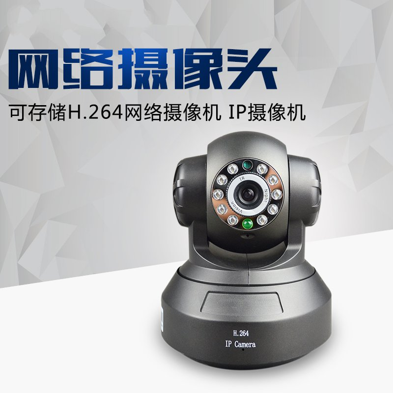 Can store H.264 network camera IP network camera managing the store