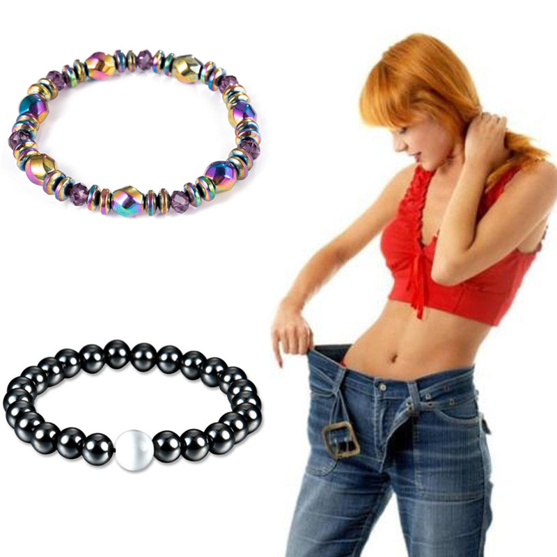 DIEZI Men font b Weight b font font b Loss b font Magnetic Therapy Bracelet Health