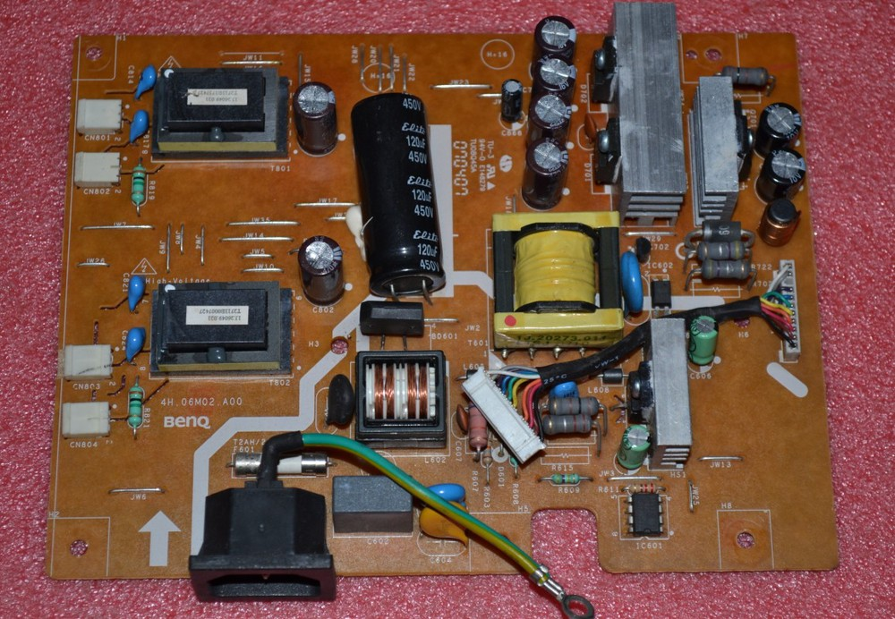 Free Shipping> FP94VW FP94VW power board power board 4H.06M02.A00-Original 100% Tested Working free shipping v203h vw226 power board 4h 0uh02 a00 lamps small mouth e193hq original 100% tested working