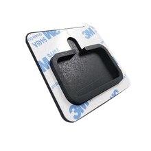 Almohadilla de silicona para chasis de patinete eléctrico Ninebot, almohadilla de silicona para Ninebot ES1 ES2 ES3 ES4, accesorios adhesivos