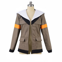 Voltron Legendary Defender Lance Cosplay Costume Lance Hood Jacket For Halloween Carnival Top Coat Custom Made