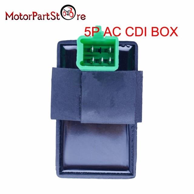 Wiring Diagram Likewise 5 Pin Cdi Box Wiring Diagram On Chinese 110
