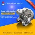 Индексируемый фреза фрезерные инструменты матч вставки ONHU08T5 резак для лица режущий диск FMA07-050-A22-ON06-05/AF06.06A22.050.05