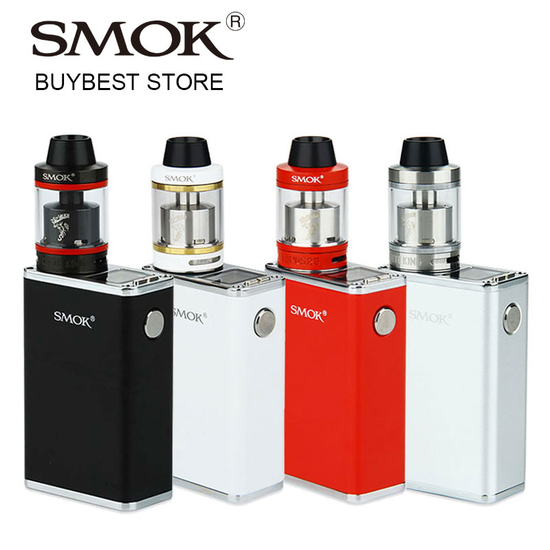 Original 150W SMOK Micro One 150 Vape Kit w/ R150 Box Mod 1900mAh Battery & Minos Sub Tank 4ml Atomizer E-Cig Kit vs Smok Alien yiloong vape geyscano box 50w bf mod kit