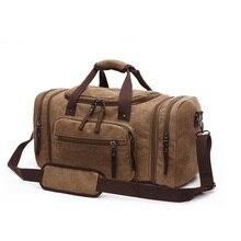 """Sindermore novo 4-color 22 """"grande-capacidade prolongado canvas homens malas de viagem bagagem de mão duffle bag(China (Mainland))"""