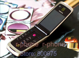 Image 4 - מקורי נוקיה 6600f 6600 פי נייד טלפון סלולרי 2G 3G סמארטפון נייד