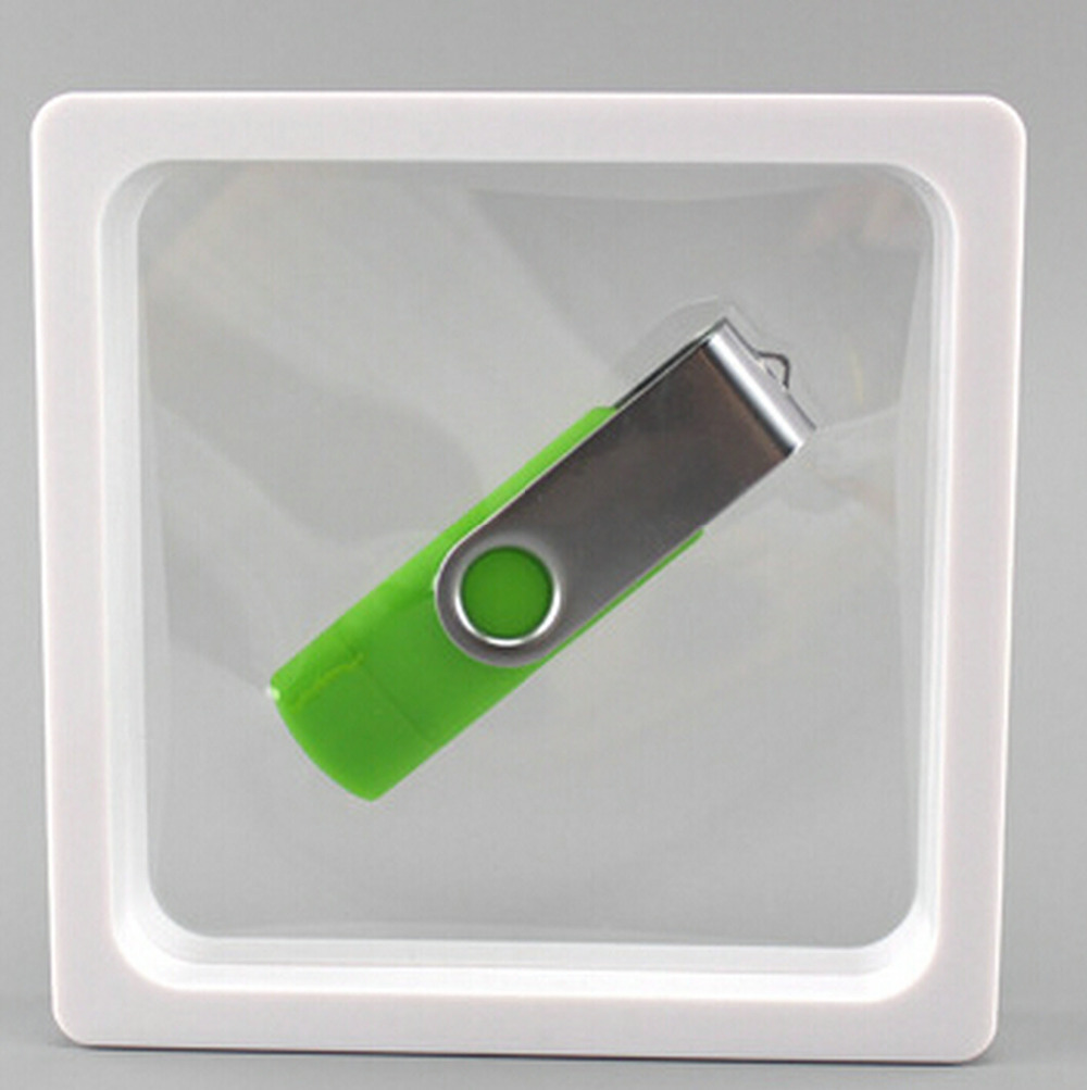 Amazing Magnetic Like Plastic Floating Frame Square USB Flash ...