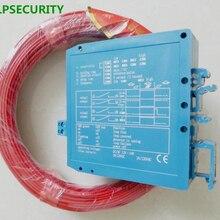 LPSECURITY 12В 24В автомобильный парковочный барьер, детектор для обнаружения автомобилей с индуктивным проводом катушки 164 фута