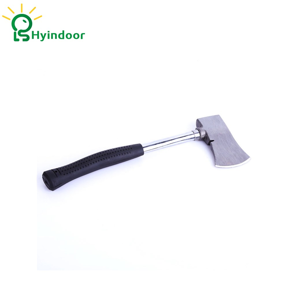 High Density Solid Hand AXE With Steel Shaft Multi-Purpose Garden AX For Horticulture Logging Fire ...
