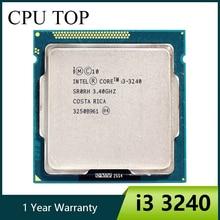 Intel i3 3240 Dual Core 3.4GHz LGA 1155 3MB Cache CPU Processor