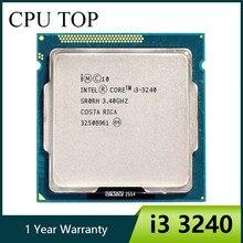 Intel i3 3240 Dual Core 3,4 GHz LGA 1155 3MB Cache CPU Prozessor