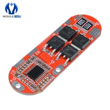 5 Serial BMS 25A 5S 21V 18650 Li-ion Lithium Battery Protection Circuit Charging Board Module PCM Polymer Lipo Cell PCB(China)