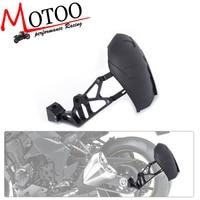 Motoo FREE SHIPPING Motorcycle Accessories Rear Fender Mudguard Rear Wheel Fender For Kawasaki Z1000 2010 2016