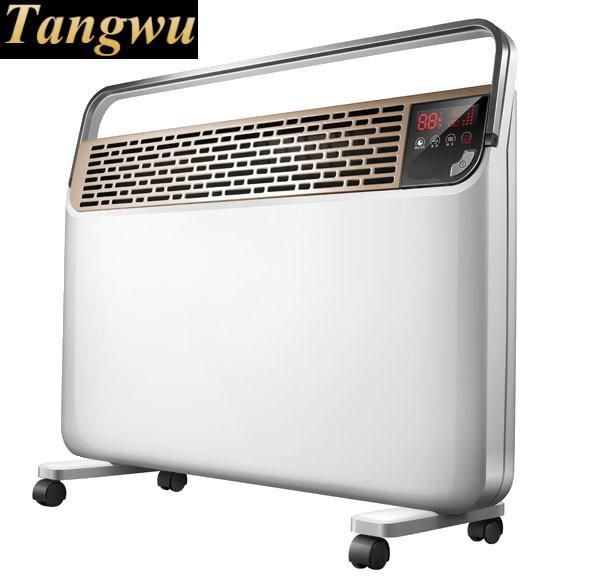 Radiateurs ménagers continental télécommande rapide chauffage électrique étanche salle de bains four à chaleur