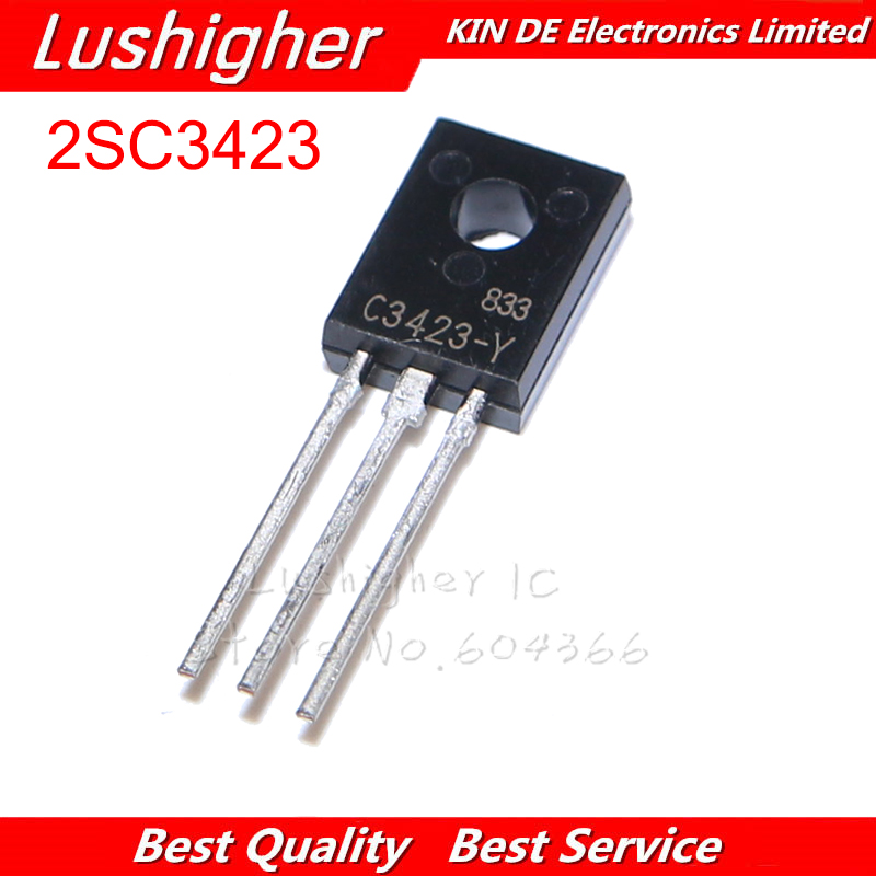 2SC3423 TRANSISTOR 2SC3423 TO-126