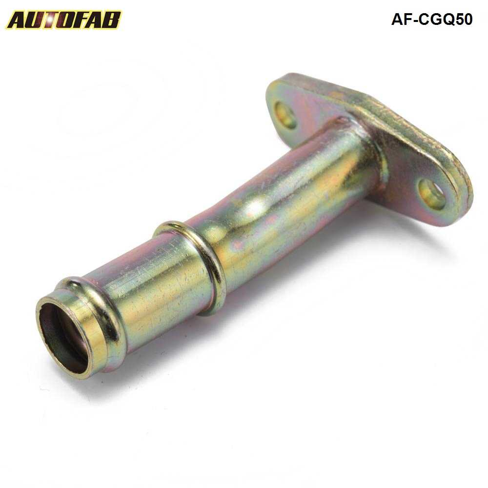 Kit de tuyau de retour de vidange d'huile Turbo pour Mitsubishi TD02 TF035 TD04 TD05 TD06 KKK K03 UK AF-CGQ50