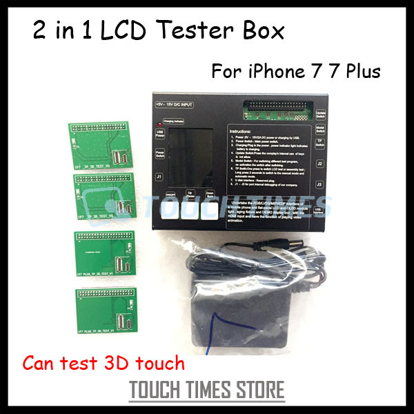 Iphone  Lcd Tester