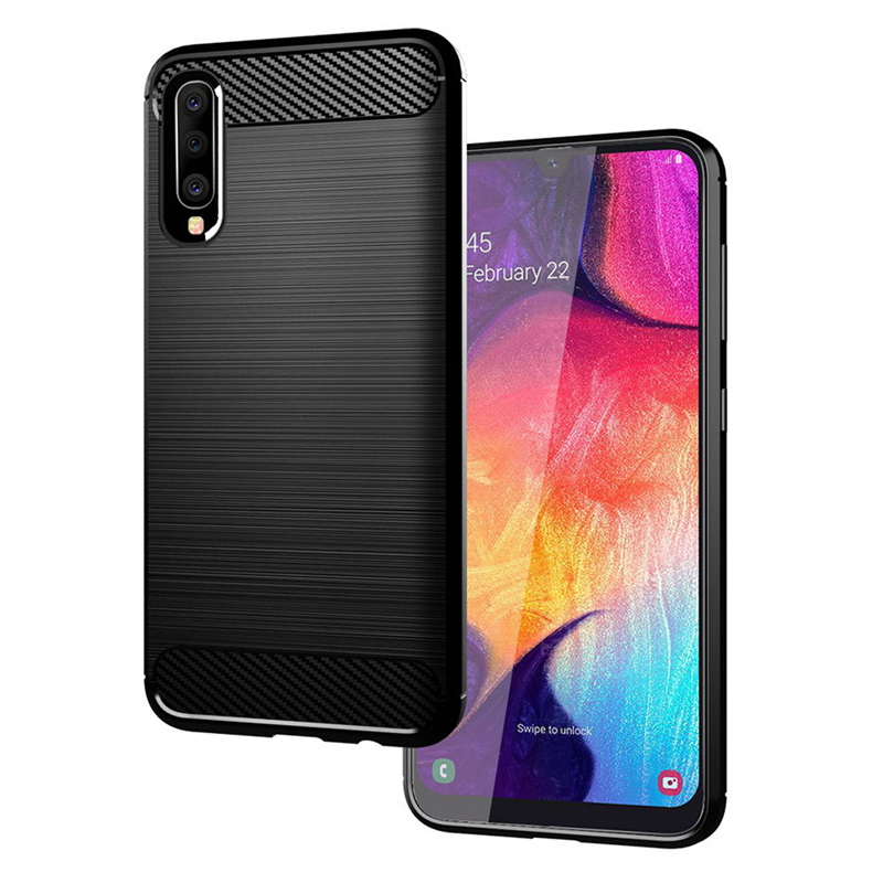 Soft Silicone Case for <font><b>Samsung</b></font> Galaxy A50 Protective Phone <font><b>Cover</b></font> for Galaxy A30 A20 A10 <font><b>A40</b></font> <font><b>Samsung</b></font> A50 A70 A 50 Case Coque <font><b>2019</b></font> image