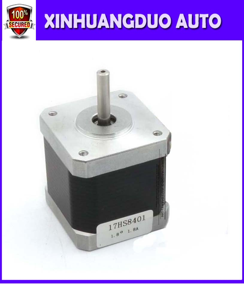best excellent 1pcs 4 lead nema17 stepper motor 42 motor