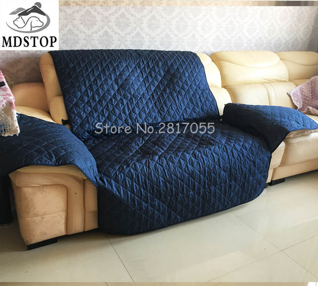 Online Shop Mdstop Three Seat Sofa Cover For Dogs Kid Nonslip
