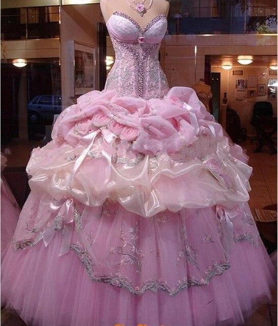 Vestidos de boda gitana